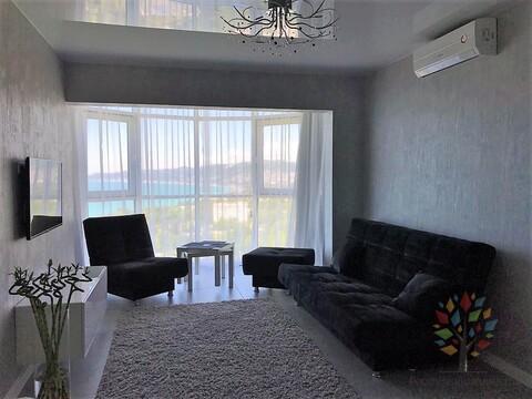 Однокомнатная квартира с видом на море в ЖК Виктория - Фото 5