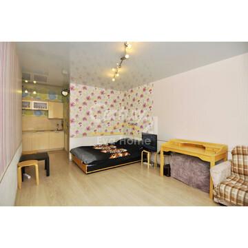 Квартира-студия 28м на Красноармейской 60 (Б. Исток) - Фото 3