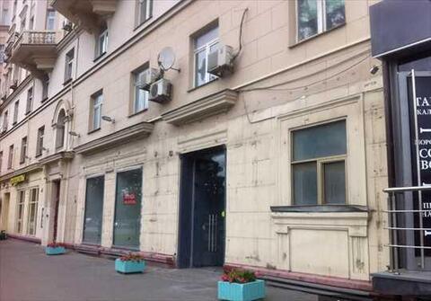 Сдается помещение 300 кв.м на первой фасадной линии возле м.Сокол . - Фото 1