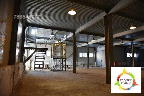 Сдается отдельно стоящий новый склад 1800 кв - Фото 4