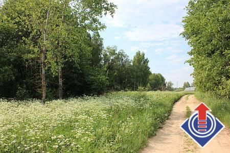 Участок 12 соток в д. Новоборисовка (ИЖС) - Фото 1