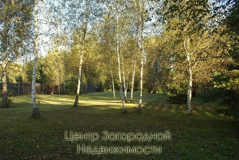 Участок, Калужское ш, 26 км от МКАД, Бараново д. (Наро-Фоминский р-н). . - Фото 1