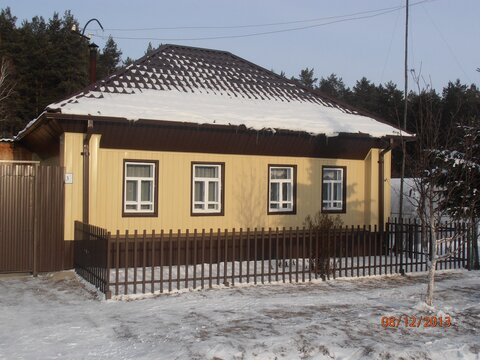 Продам жилой дом 50 кв.м. и участок 34 сотки в с. Кармак Тугулымский р