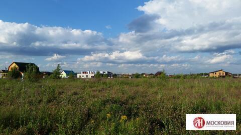 Участок 12 сот. ПМЖ, Н. Москва, 30 км Варшавское или Калужское шоссе - Фото 3