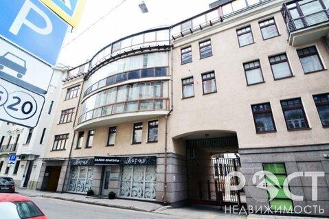 Элитная квартира в центре Москвы - Фото 1