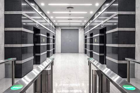 Офис в аренду 1365.4 кв. м, м. Кутузовская - Фото 4