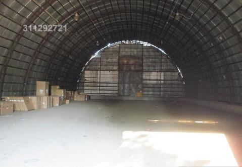 Под склад, ангар из металлоконструкций, неотапл, выс.: 8 м, пол бетон - Фото 1