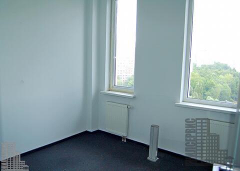 Офис 62,3м с мебелью в охраняемом бизнес-центре у метро Калужская - Фото 2