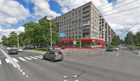 Торговое помещение 592 кв.м. Гражданский пр, д. 13 - Фото 1