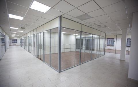 Сдаётся в аренду блок офисных помещений 1780 кв.м. в бизнес парке «Гри - Фото 1