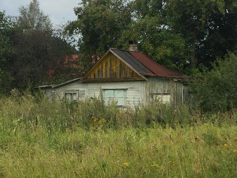 Продам в 3 км от г. Кимры деревенский дом на 35 сотках земли - Фото 1