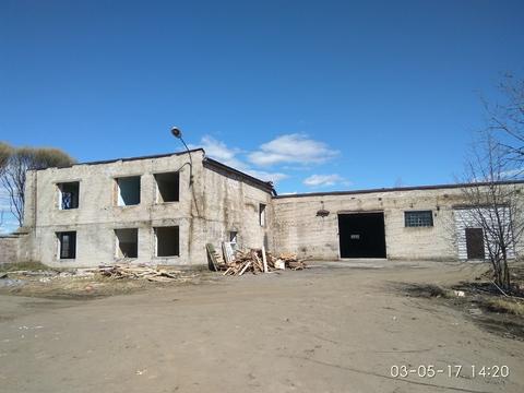 Дается производственно-складское помещение возле КАД, Лисий Нос - Фото 2