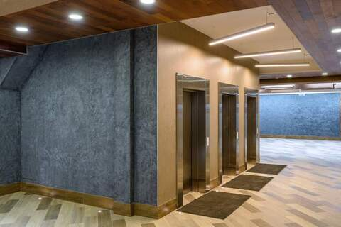 Офис полукруглой формы, 81,6 кв. м - Фото 4