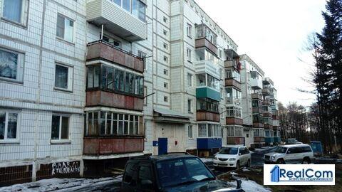Продам трёхкомнатную квартиру, Ванино - Фото 2