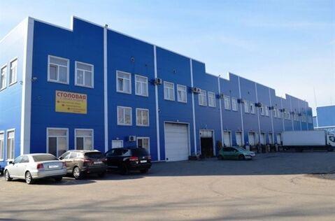 Сдам складское помещение 9148 кв.м, м. Бухарестская - Фото 1