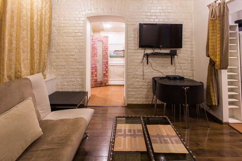Концептуальная 2-хкомнатная квартира с парковкой на Моховой, 14 - Фото 4