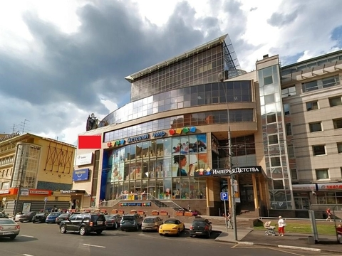 Аренда офиса, м. Улица 1905 года, Ул. Красная Пресня - Фото 2