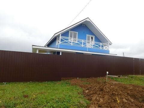 Дом в деревне Сатино с газом 10 соток Киевское Минское шоссе - Фото 4