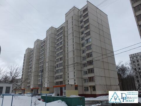 Продается однокомнатная квартира в пешей доступности от метро Перово