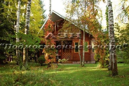Калужское ш. 35 км от МКАД, Кленово, Коттедж 170 кв. м - Фото 1