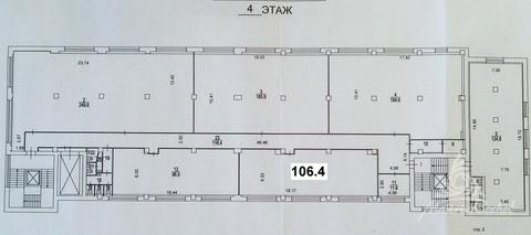 Продажа офис г. Москва, м. Савеловская, ул. Новодмитровская Б, 23, . - Фото 5