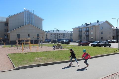 Отличная квартира в пригороде Петербурга! - Фото 2