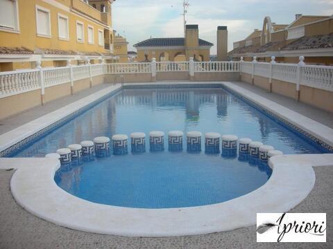 Продается 3 комнатная квартира в Испании в Бенихофаре под Торревьехой - Фото 1