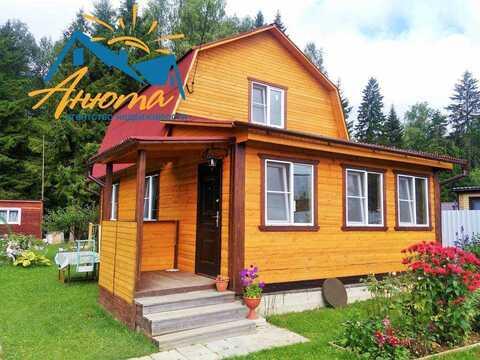 Дом в Кривском для круглогодичного проживания на берегу реки - Фото 1