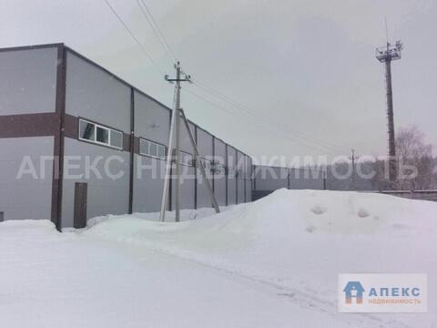 Аренда помещения пл. 1700 м2 под склад, площадку Видное Каширское . - Фото 4