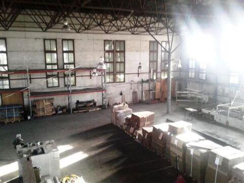 Сдам производственное помещение 930 кв.м, м. Ладожская - Фото 1