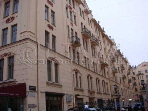 Продажа комнаты, м. Владимирская, Ул. Рубинштейна - Фото 1