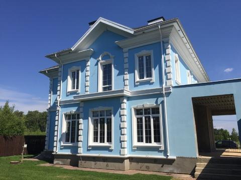 Готовый дом 380 кв.м. на 12 сотках с отделкой и коммуникациями - Фото 2