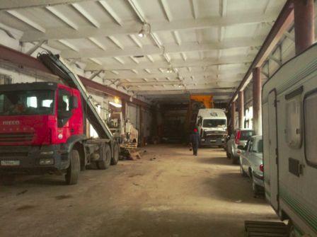 Производственно-складской комплекс 1.300 м2, Солнечногорск - Фото 2