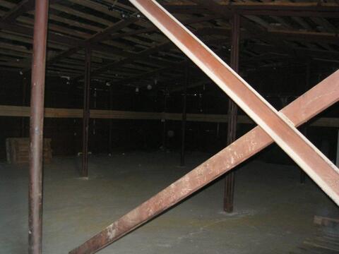 Вольская 1-я 32 склад в аренду с пандусом полы ровные - Фото 4