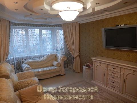 Трехкомнатная Квартира Москва, улица Солнцево, Главмосстроя, д.7, ЗАО . - Фото 2