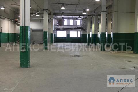 Аренда помещения пл. 753 м2 под склад, производство, , офис и склад м. . - Фото 1