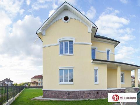 Готовый дом в жилом коттеджном поселке бизнес класса вблизи Свитино - Фото 2