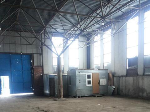 Сдается в аренду холодный склад, 740 м2 п.Дружный Кстовского р-на - Фото 2