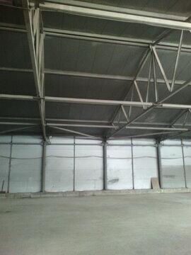 Холодный склад 1300 кв.м. в Цемдолине, высота 6 м. - Фото 3