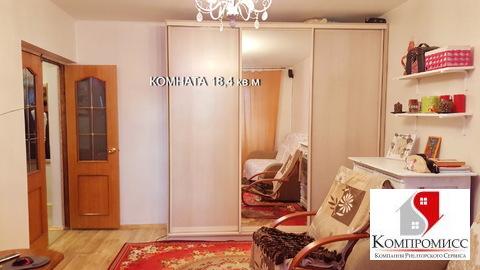 1-комн.кв. 35 кв.м 1/5 эт. Климовск, Южный пер.д.7 - Фото 2