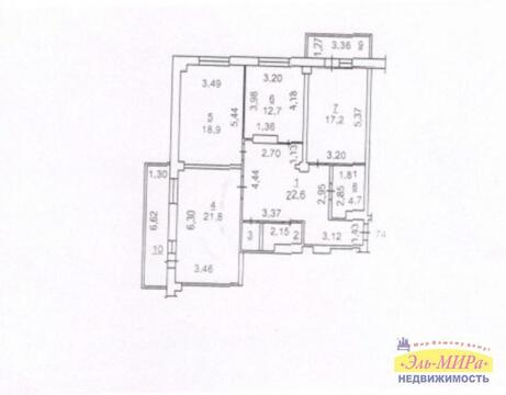 Продажа квартиры, Аксай, Ул. Мира, Аксайский район - Фото 1