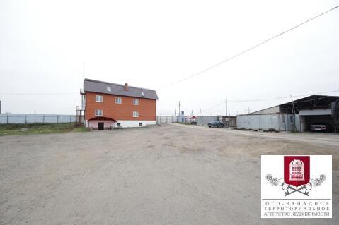 Продается производственно-складская база 1га д. Кривошеино - Фото 4
