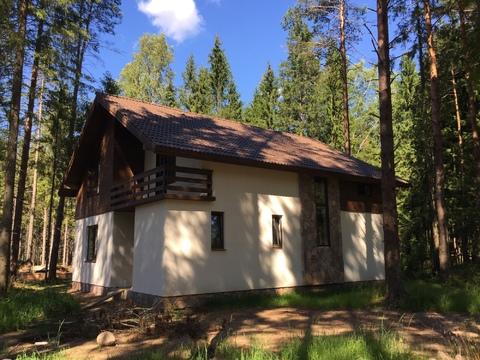 Предлагается к продаже жилой дом 185 кв м в ДНП Медное озеро - Фото 1