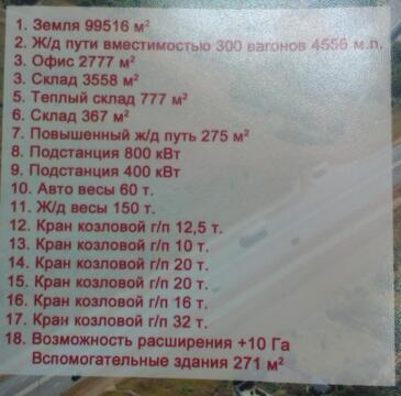 Производственная база. 7500 м2 - Фото 1