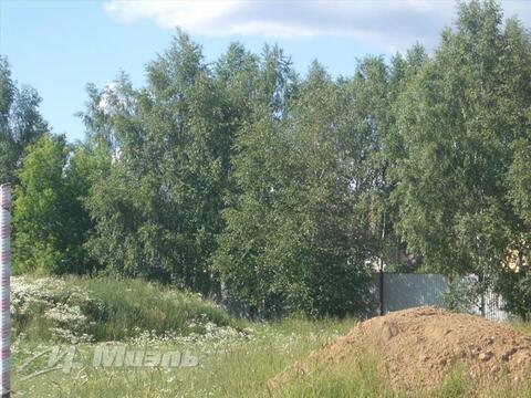 Продажа участка, Пушкино, Воскресенский район - Фото 4