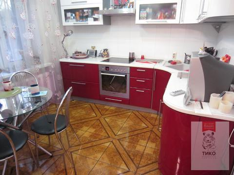 Квартира в кирпичном доме с высокими потолками - Фото 1