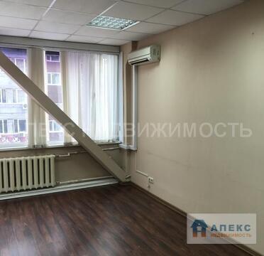 Аренда офиса 18 м2 м. Марксистская в бизнес-центре класса С в . - Фото 1