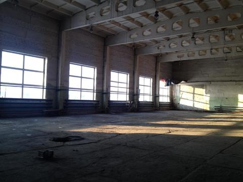 Сдадим в аренду здание склада площадью 643,6 кв.м - Фото 1