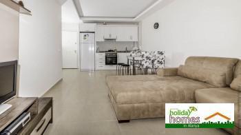 Просторная совершенно новая 1+1 квартира всего в 200м от пляжа Фугла! - Фото 2