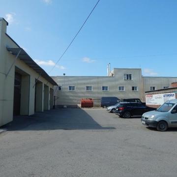 Аренда склада 3422 кв.м. - Фото 1